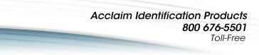Acclaimid.com - online printing
